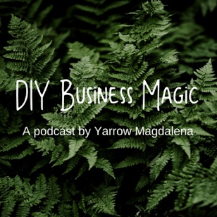 """Running a feminist, anti capitalist business with RC Woodmass"" on the DIY Small Business Podcast"